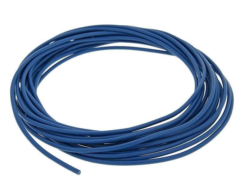 Elektromos vezeték 0.5mm - 5m - kék