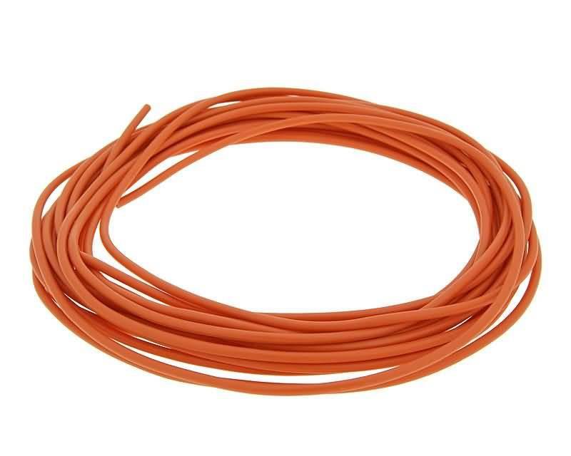 Elektromos vezeték 0.5mm - 5m - narancssárga
