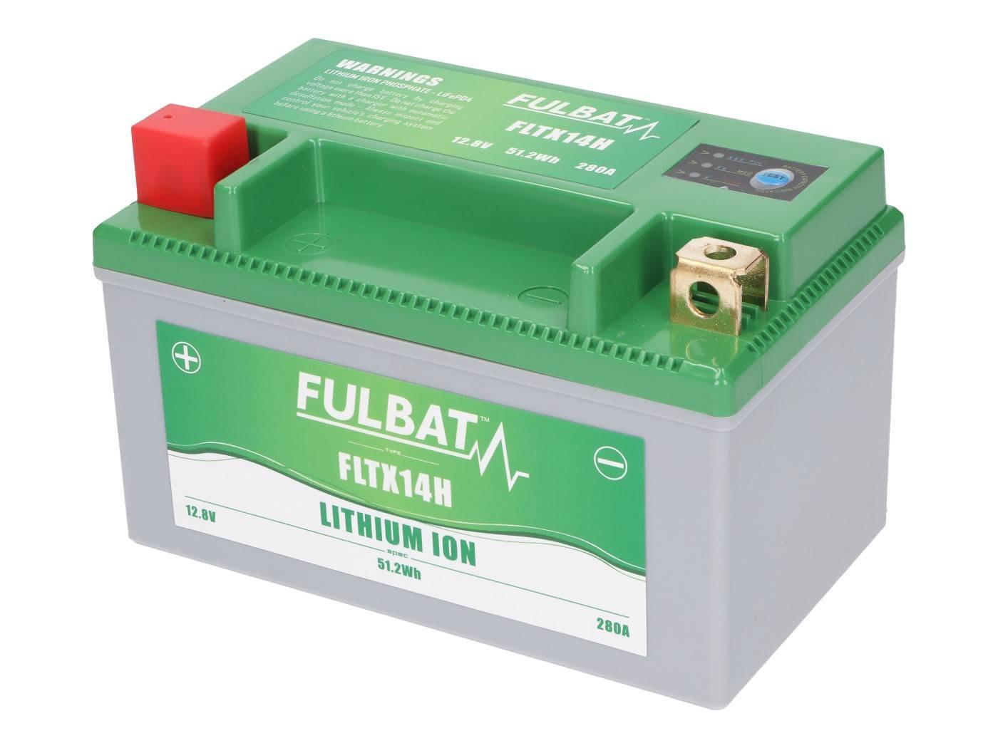 Fulbat FLTX14H lítium-ion akkumulátor