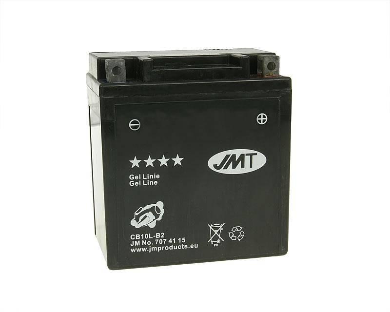 JMT Gel Line JMB10L-B2 zselés akkumulátor