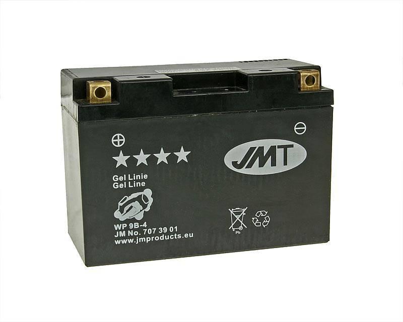 JMT Gel Line JMT9B-4 zselés akkumulátor