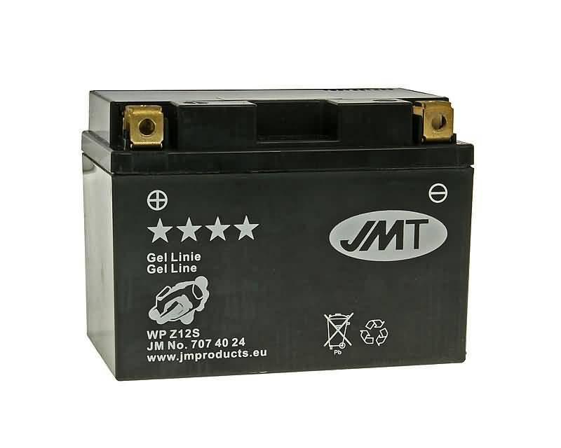 JMT Gel Line JMTZ12S zselés akkumulátor