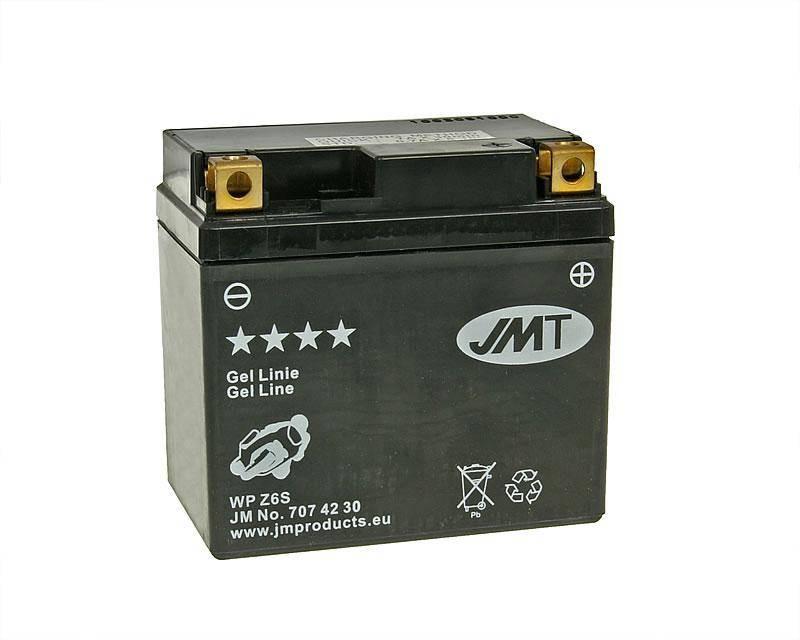 JMT Gel Line JMTZ6S zselés akkumulátor