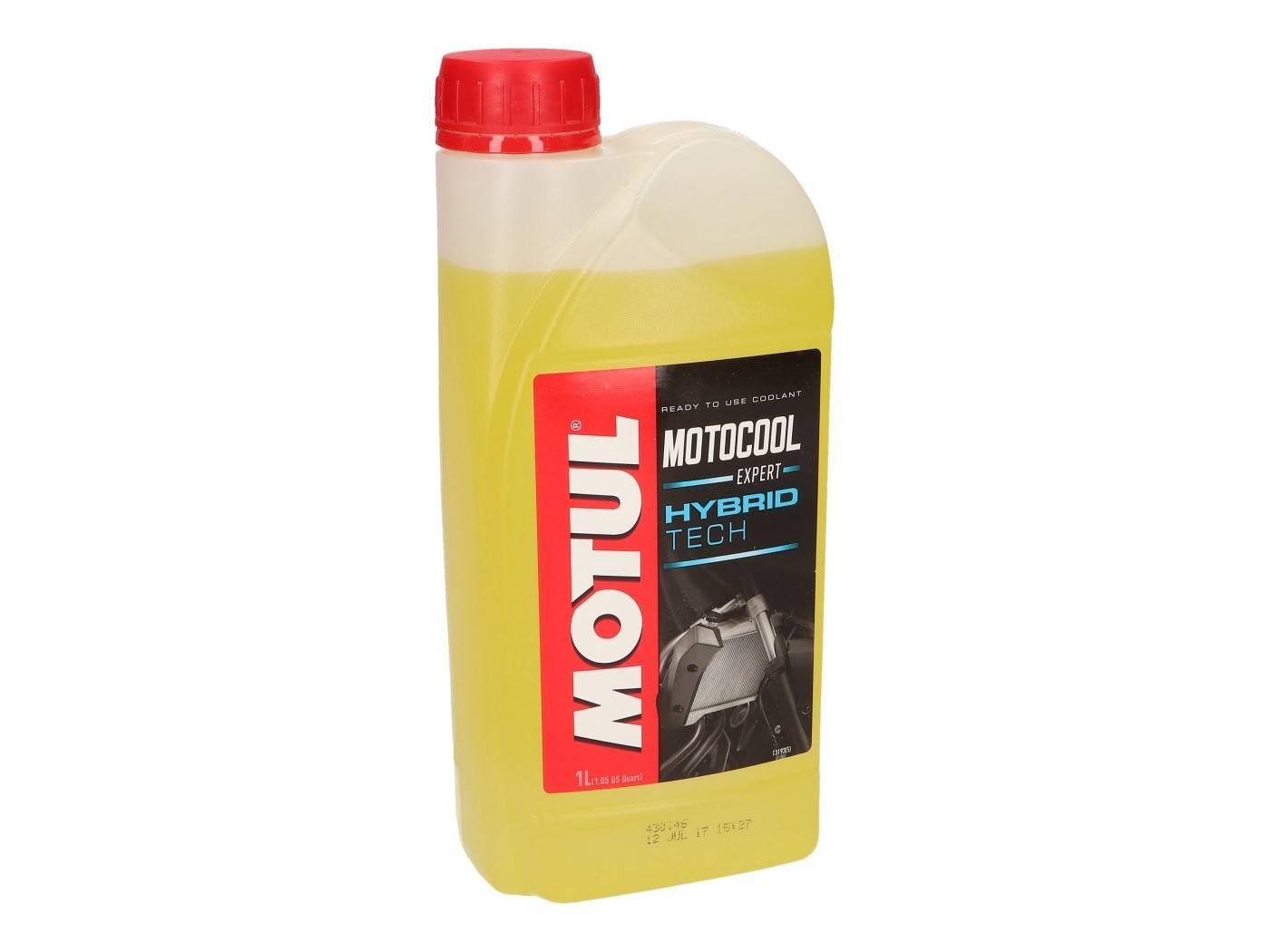 Motul Motocool Expert korróziógátló fagyálló hűtőfolyadék - 1 liter