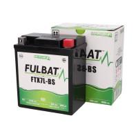 Fulbat FTX7L-BS GEL zselés akkumulátor