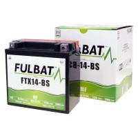 Fulbat FTX14-BS MF gondozásmentes akkumulátor