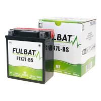 Fulbat FTX7L-BS MF gondozásmentes akkumulátor