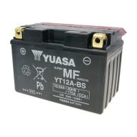 Yuasa YT12A-BS DRY MF száraz gondozásmentes akkumulátor