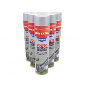 Presto féktisztító spray - 6x600ml