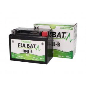 Fulbat FB4L-B GEL High Power 5Ah nagy teljesítményű zselés akkumulátor