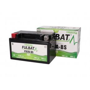 Fulbat FTX7A-BS GEL zselés akkumulátor