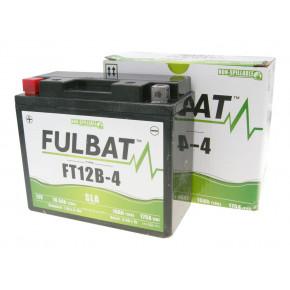 Fulbat FT12B-4 SLA zárt ólomsavas akkumulátor