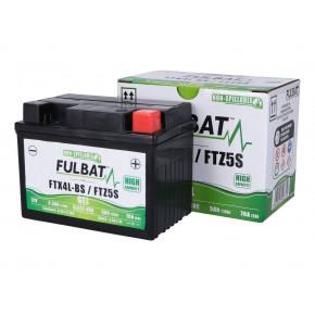 Fulbat FTX4L / FTZ5S SLA zárt ólomsavas akkumulátor