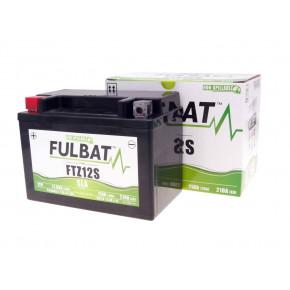Fulbat FTZ12S SLA zárt ólomsavas akkumulátor