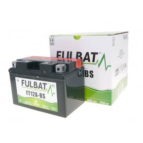 Fulbat FT12A-BS MF gondozásmentes akkumulátor
