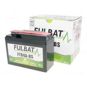 Fulbat FTR4A-BS MF gondozásmentes akkumulátor