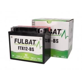 Fulbat FTX12-BS MF gondozásmentes akkumulátor