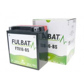 Fulbat FTX16-BS MF gondozásmentes akkumulátor
