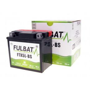Fulbat FTX5L-BS MF gondozásmentes akkumulátor