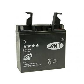 JMT Gel Line 51913 akkumulátor