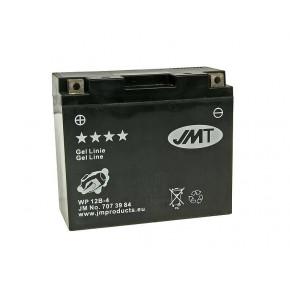 JMT Gel Line JMT12B-BS zselés akkumulátor