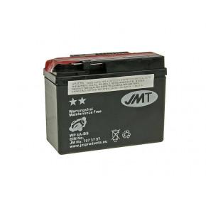 JMT JMTR4A-BS száraz gondozásmentes akkumulátor + savcsomag