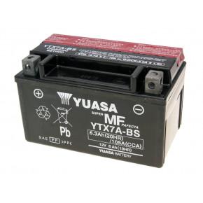 Yuasa YTX7A-BS DRY MF száraz gondozásmentes akkumulátor