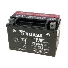 Yuasa YTX9-BS DRY MF száraz gondozásmentes akkumulátor