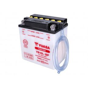 Yuasa YuMicron YB10L-BP akkumulátor - savcsomag nélkül