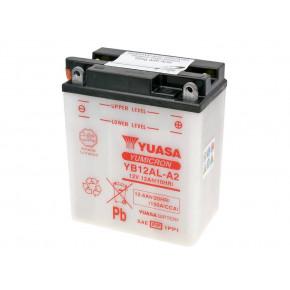 Yuasa YuMicron YB12AL-A2 akkumulátor - savcsomag nélkül